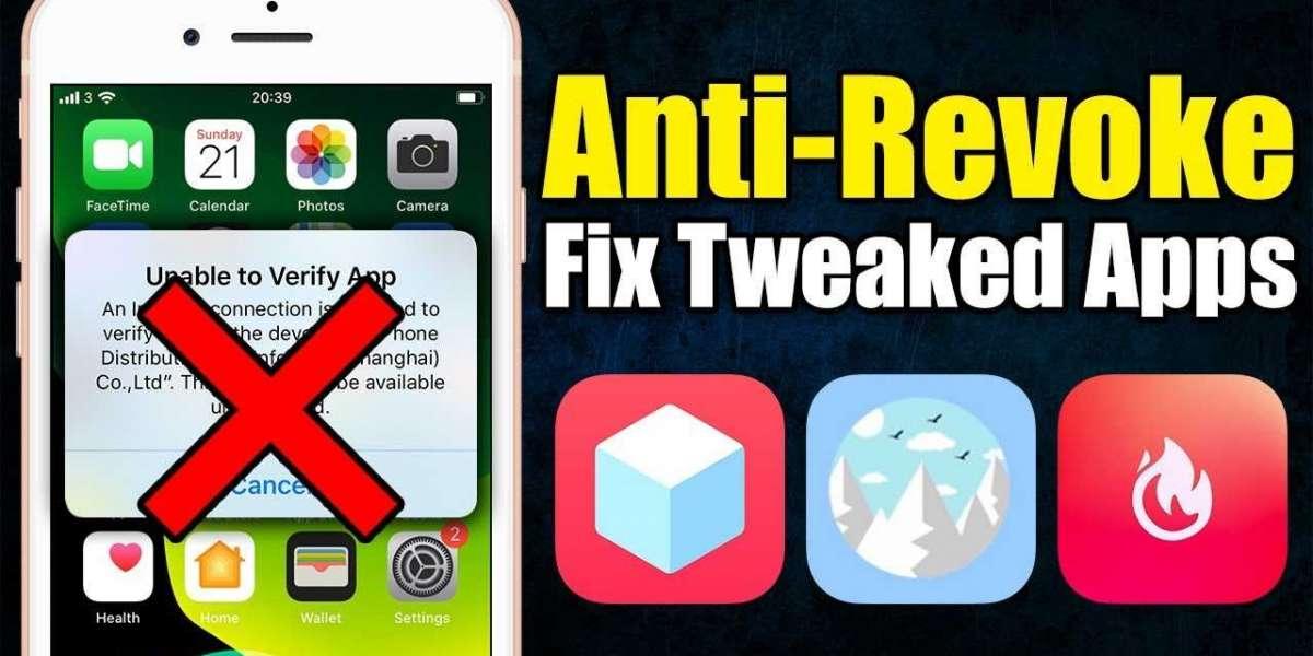 Download anti revoke for iOS – iPhone/iPad/Mac
