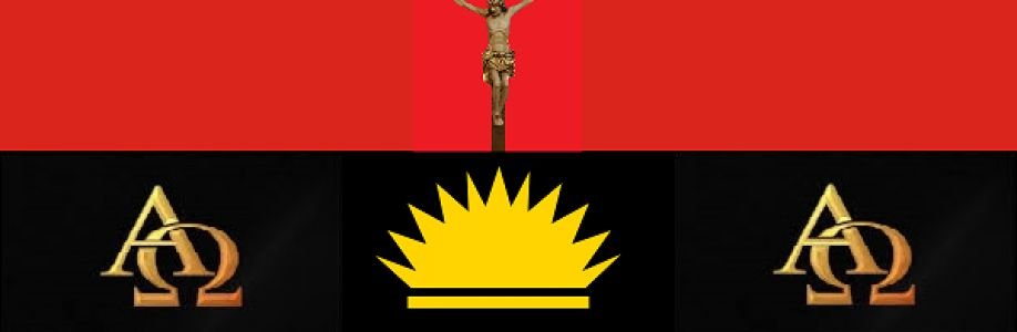 Biafran And Proudly Catholic Cover Image