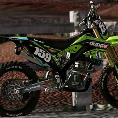Kawasaki Graphics Kit Profile Picture