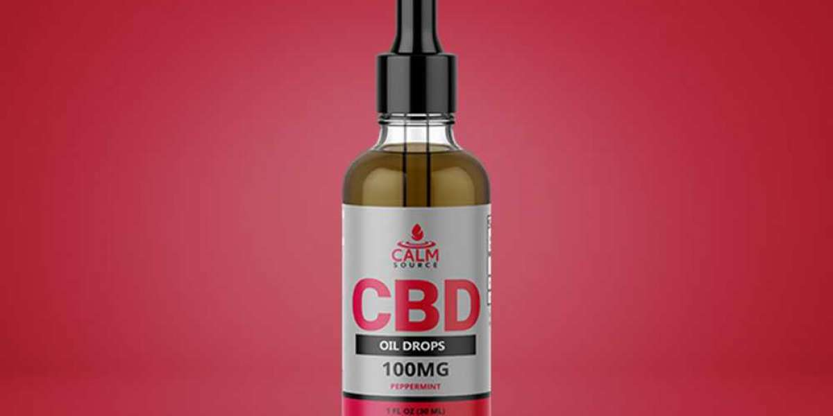 Calm Source CBD Oil : Taking Control Of Your Health & Well-Being!