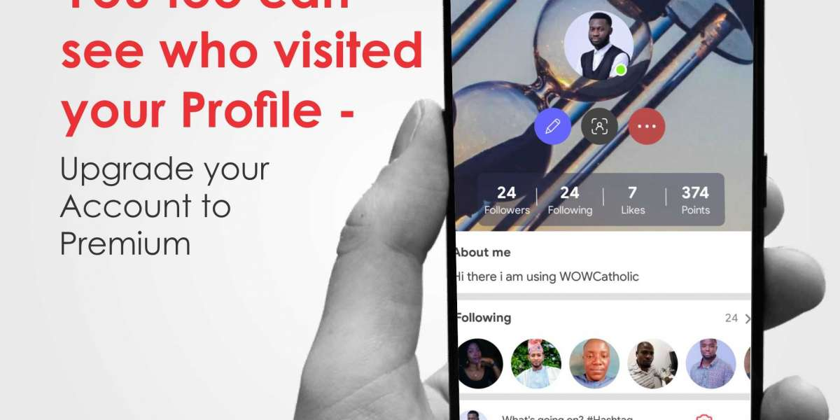 How to see your profile visitors
