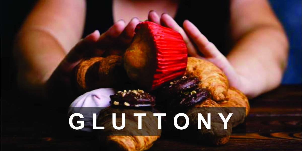 Dealing with the sin of GLUTTONY - LEAP by Fada Oluoma