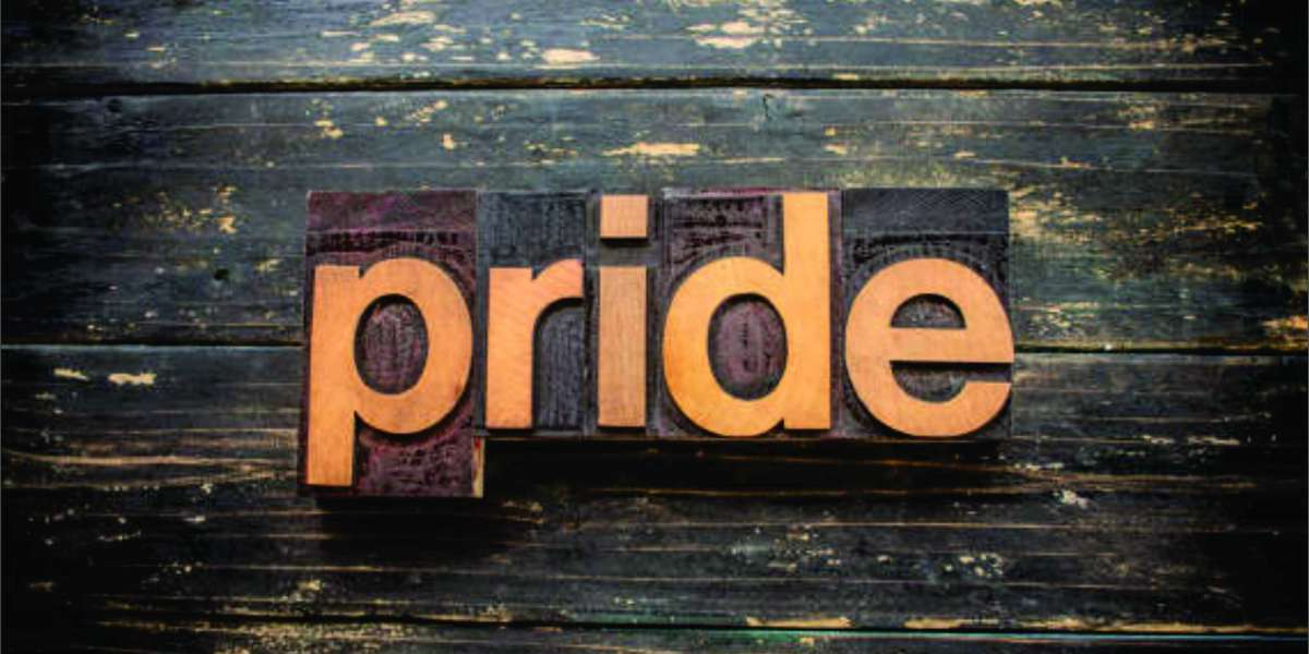 Dealing with the sin of PRIDE - LEAP by Fada Oluoma