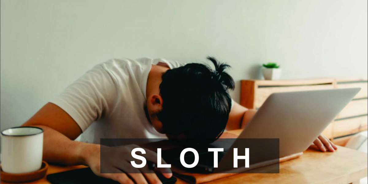Dealing with the sin of SLOTHFULNESS - LEAP by Fada Oluoma