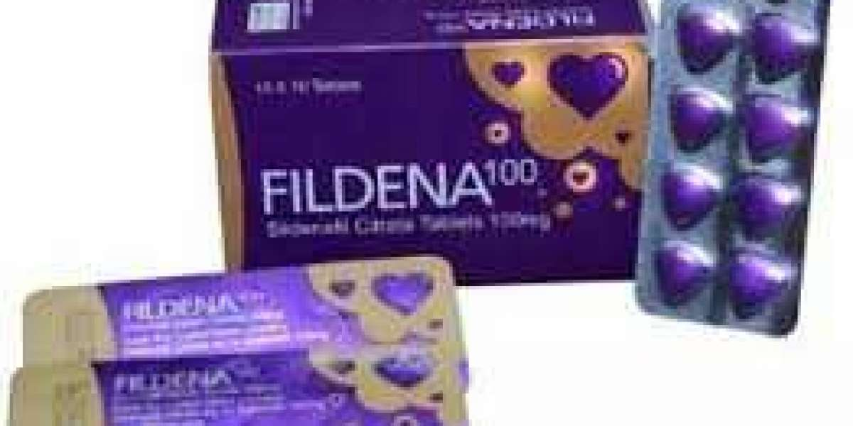 Fildena tablet – Best for ED solution   cutepharma
