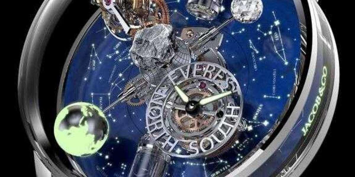 Greubel Forsey Invention Piece 2 Platinum Replica Watch
