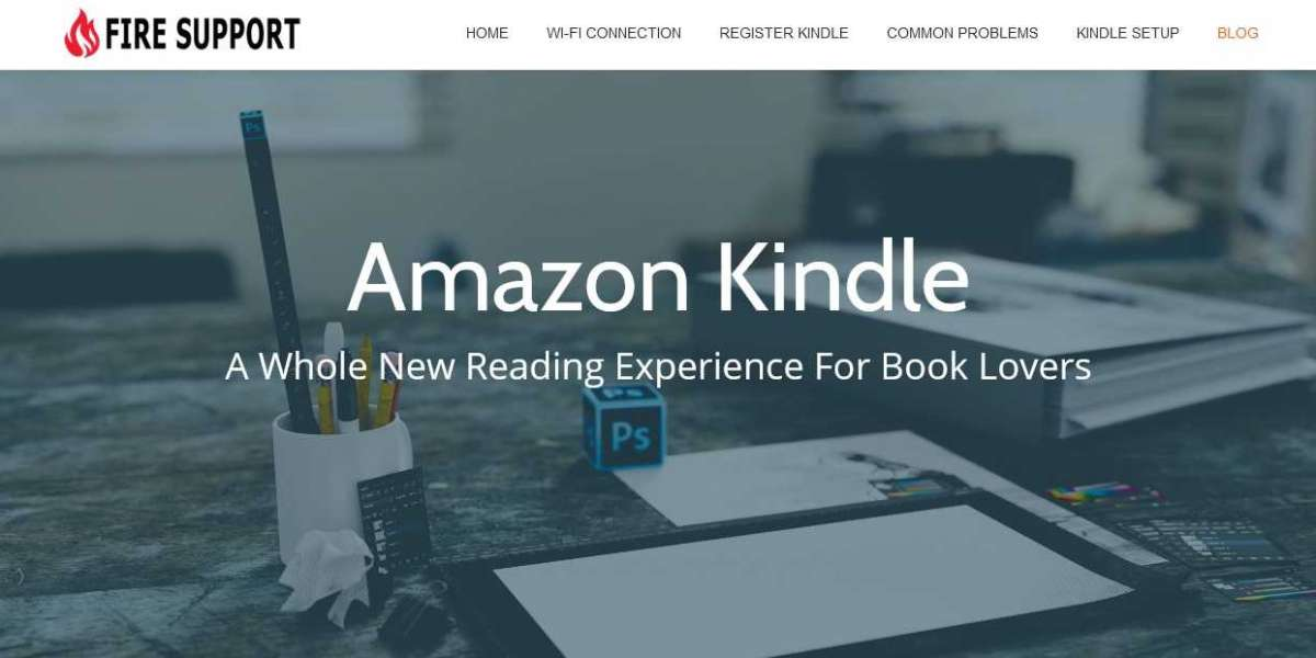 CSS Of Amazon Kindle Promoted By Thefiresupport.Com